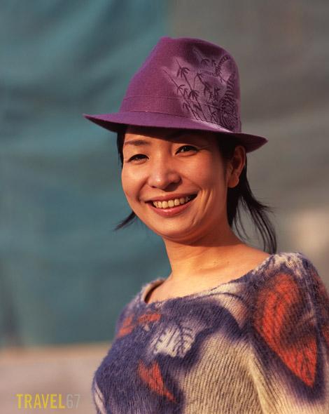 Okinawan Fashion Designer Kanna Yamauchi