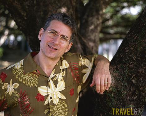 Gerontologist Dr. Craig Willcox