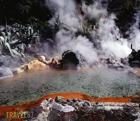 Yama Jigoku, Mountain Hell, Beppu