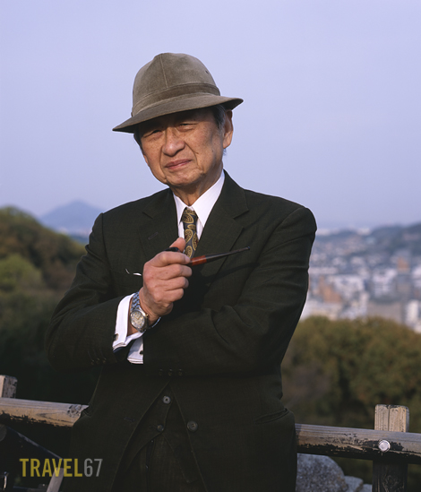 This man is why Japan will rebuild after the quake, tsunami and meltdown.