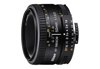 AF NIKKOR 50mm f1.8