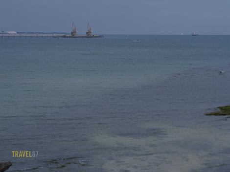 Ishikawa Bay, Okinawa 5.36PM