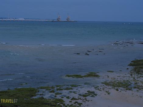 Ishikawa Bay, Okinawa 6.44PM