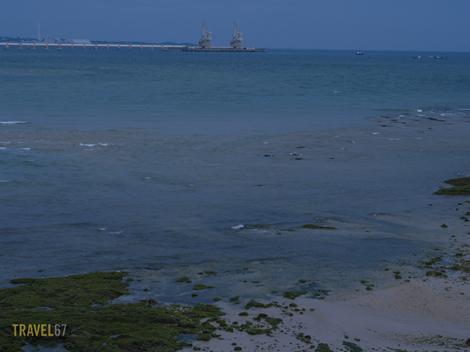 Ishikawa Bay, Okinawa 6.45PM