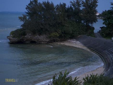 Ishikawa Bay, Okinawa 6.49PM