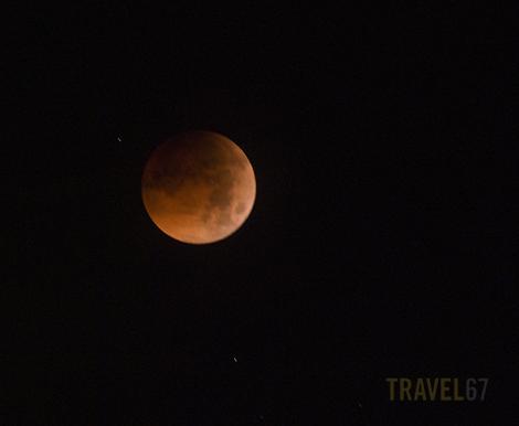 July 16th 2011 Lunar Eclipse - Okinawa, Japan