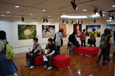 Love & Hope Part 1 - Pentax Forum Gallery II, Shinjuku, Tokyo