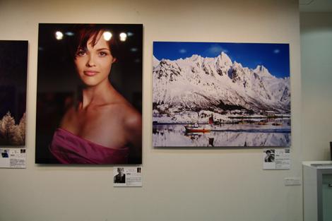 Love & Hope part III – Pentax Forum Gallery I & II