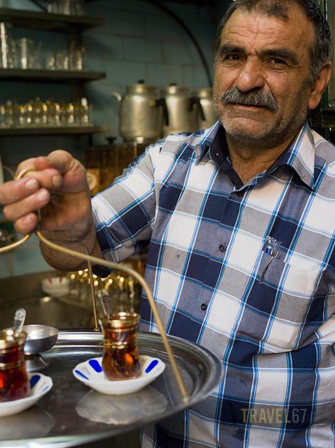 Istanbul's Grand Bazaar - Mr. Tea