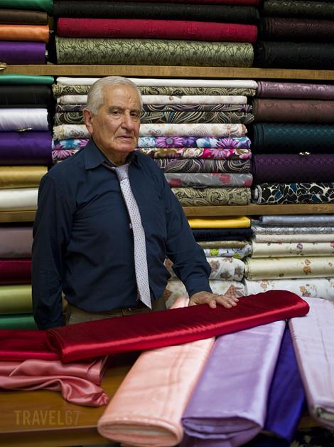 Istanbul's Grand Bazaar - The Mercer