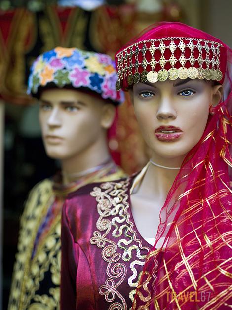 Istanbul's Grand Bazaar - The Mannequin