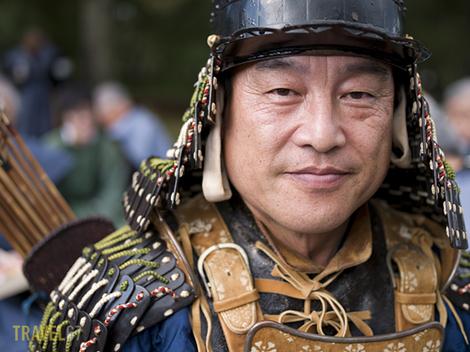 Samurai Archer - Jidai Matsuri, Kyoto