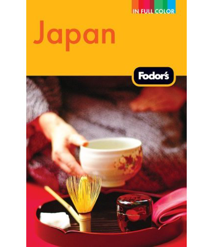Fodors Japan 20th Edition
