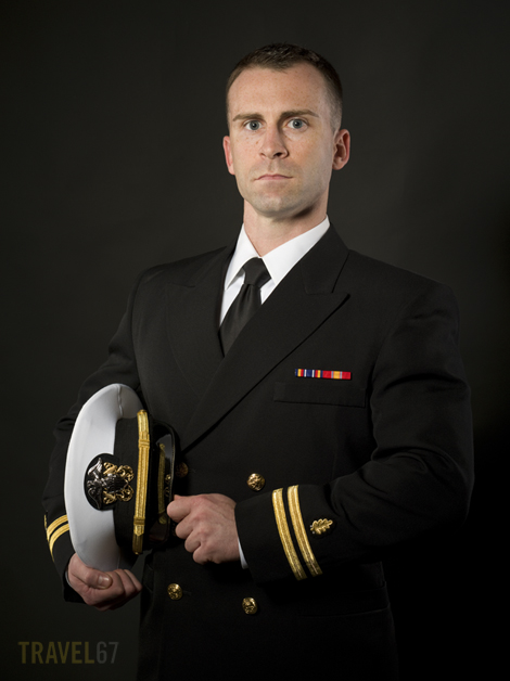 Navy Service Dress Uniform