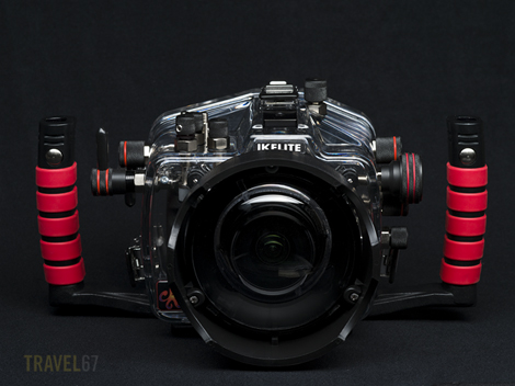 Ikelite Housing for Pentax K5 / K7