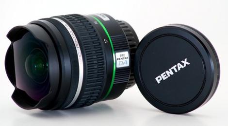 Pentax 10-17 fisheye