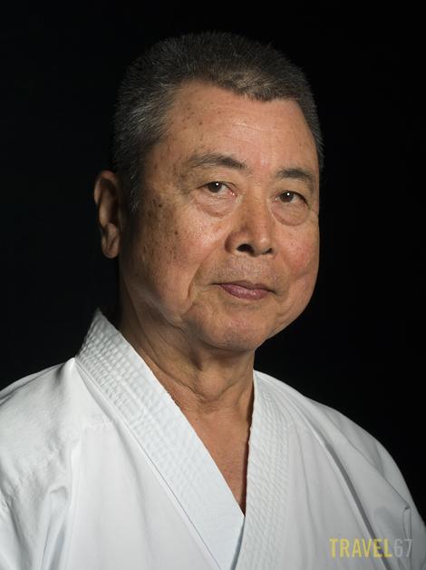 Hanshi 10th dan Yoshitaka Taira
