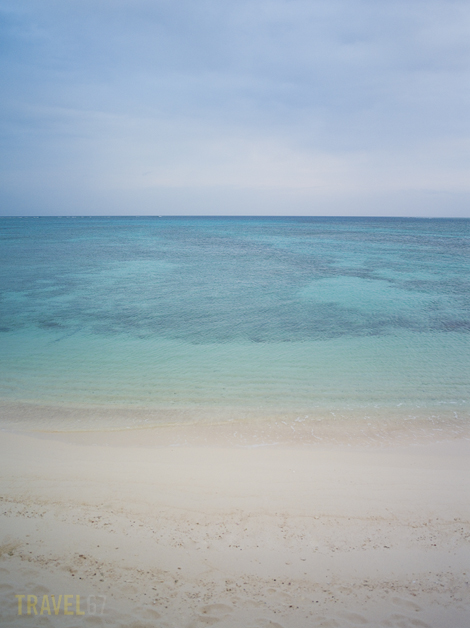 Rule of Thirds - Iheya Island, Okinawa