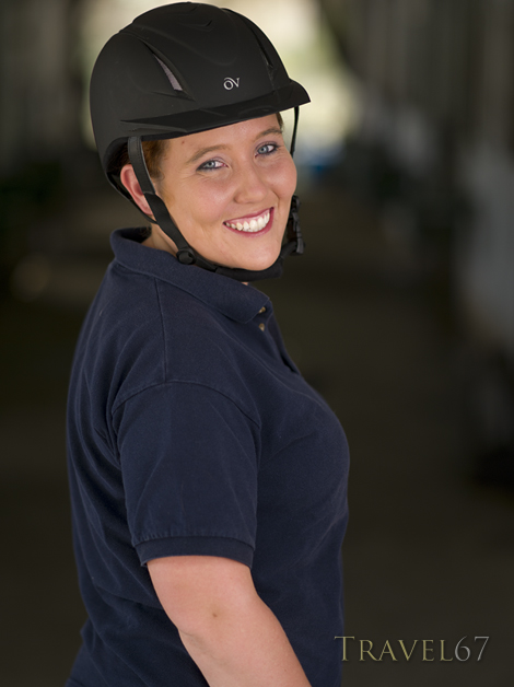 Alexis - Pick and Tuck Dressage and Eventing Team