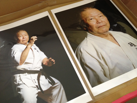 Karate Masters Portrait Project - Prints