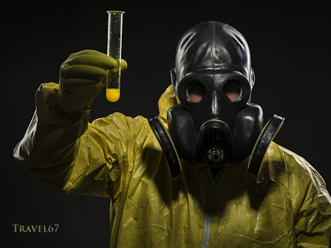 Dangerous Jobs - Hazmat Worker
