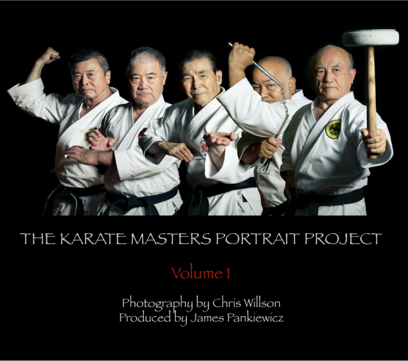 Karate Masters Portrait Project Volume 1