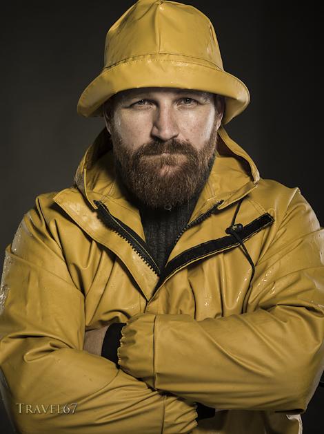 Adam the Alaskan Crab Fisherman