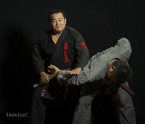 Mazakazu Kinjo & Kenta Kinjo  - Ryukyu Kobudo