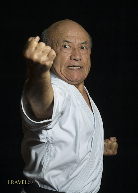 Seibukan Karate 10th Dan Zenpo Shimabukuro