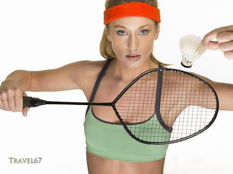 Badminton Alexis