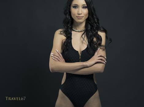Aika Wauke Model Portfolio