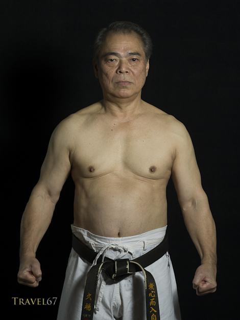 Yoshio Kuba 9th dan Gojuryu Karate
