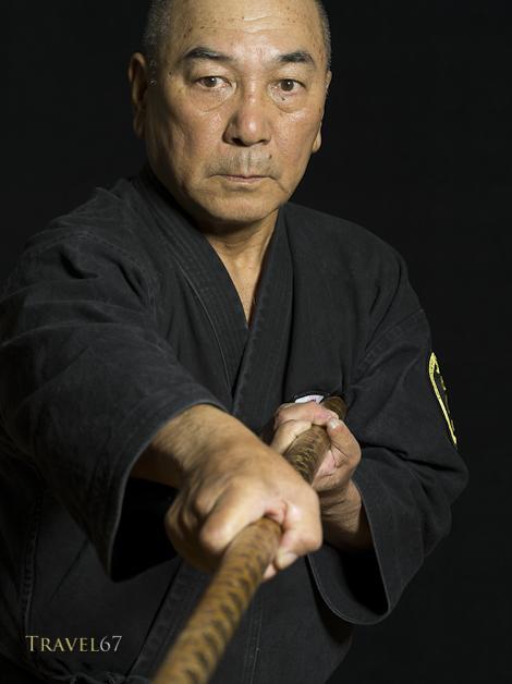 Kensho Tokumura Kobudo Karate Tokushin-kan