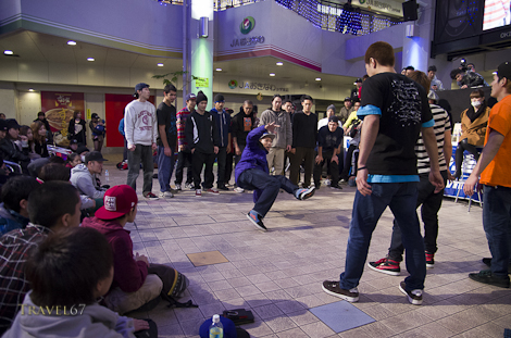 New Year's Eve Dance Battles at Music Town