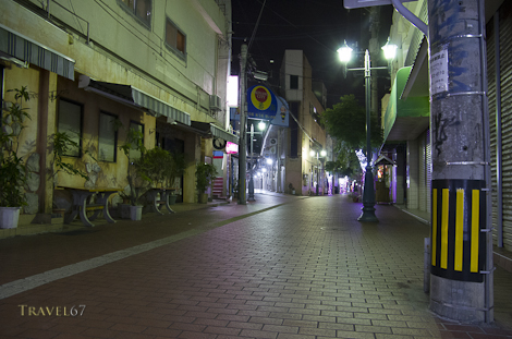 Park Avenue, Okinawa City.  31/12/2012
