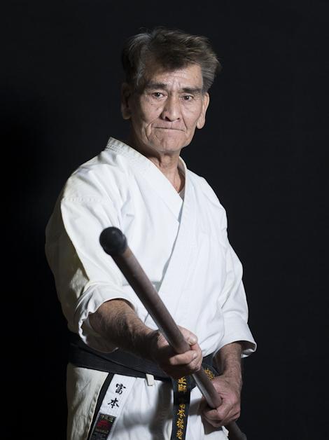Yuukou Tomimoto - Ryukyu Kobudo