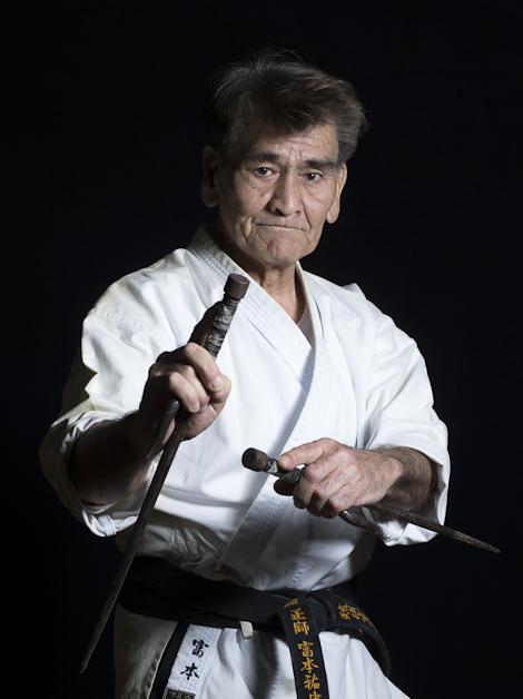 Yuukou Tomimoto - Ryukyu Kobudou