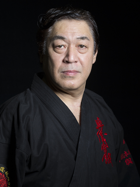 Kiyoshi Yogi - Uechiryu Karate & Ryukyu Kobudou