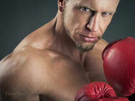 Joseph - The Boxer