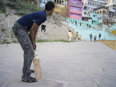 Street Cricket - The Batsman