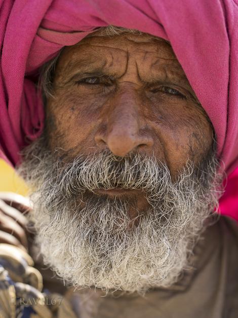 Sadhu Holy Man  - Varanasi, India