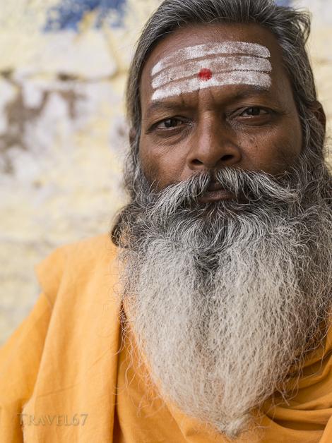 Sadhu - Varanasi, India