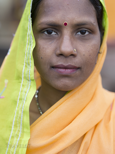 Mother  - Varanasi, India