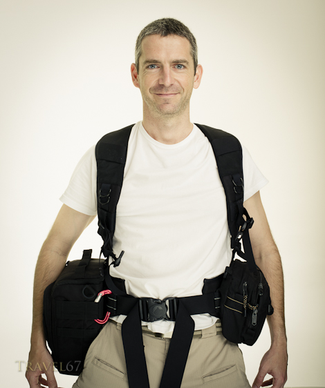Lowepro S&F belt and harness system
