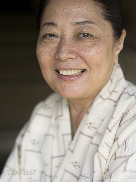 Okinawan Woman