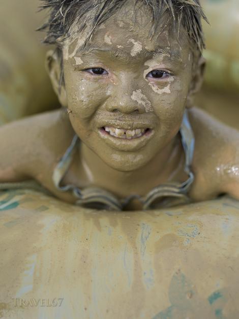 Mud Festival - Kin Town, Okinawa