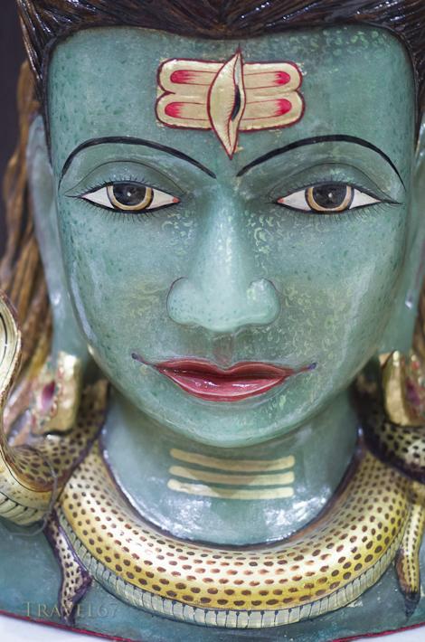 Jade Vishnu