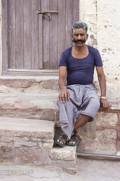 The Mustache Master - Jodhpur, Rajashtan