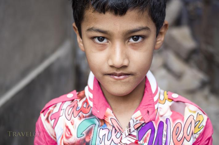 Indian Boy - Jodhpur, Rajashtan