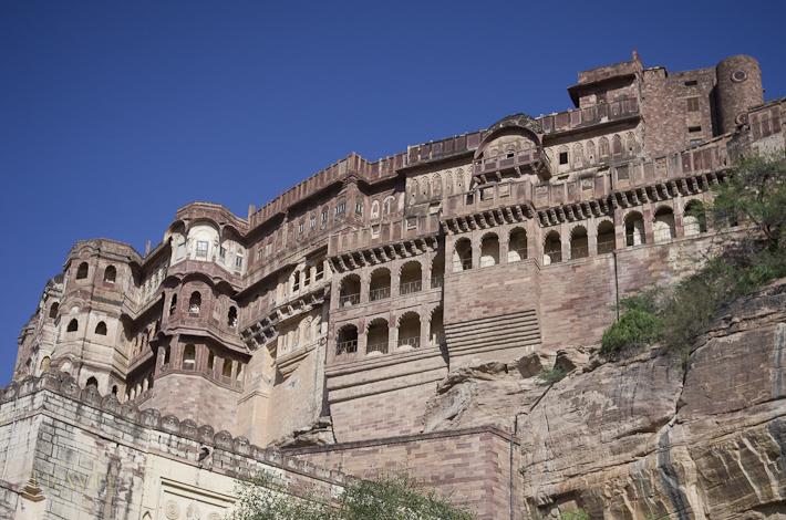 Mehrangarh Fort, Jodhpur, Rajasthan